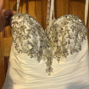 BRIDAL Private Label by G wedding Dress NWT